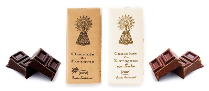 Caro - Chocolate de Zaragoza