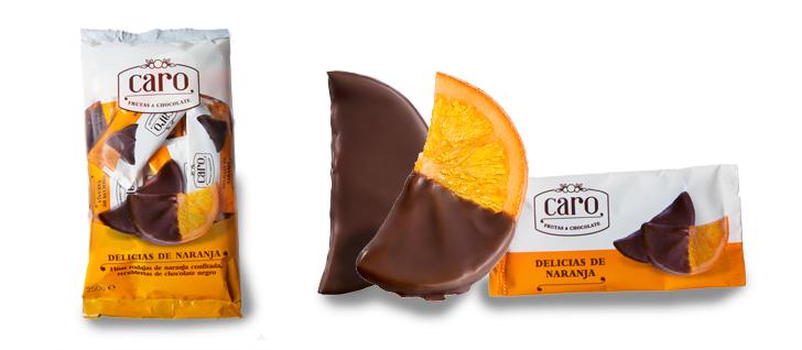 Caro - Delicias de naranja - Bolsa